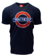 London Underground Official, Mind The Gap , T-Shirt  LARGE (GWC)